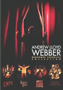 Andrew Lloyd Webber Broadway Favorites Collection