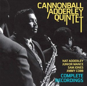 Complete Recordings With Nat Adderley,Junior