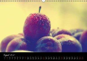 Fresh Fruit Calendar (Wall Calendar 2015 DIN A3 Landscape)