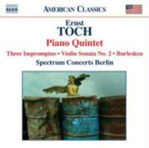 Klavierquintett/Impromptus/Violinsonate