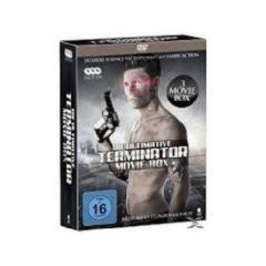 Die ultimative Terminator Movie-Box