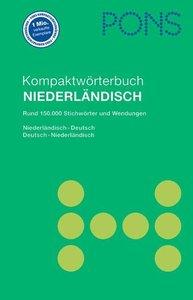 PONS Kompaktwörterbuch Niederländisch