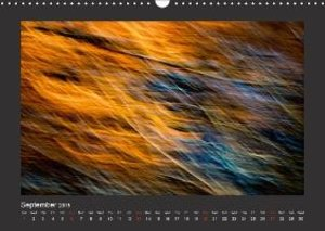 Art in Nature / UK-Version (Wall Calendar 2015 DIN A3 Landscape)