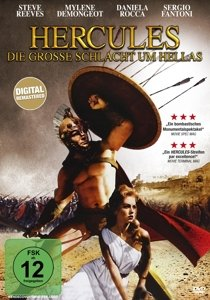 Hercules-Die Grosse Schlacht Um Hellas