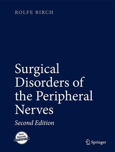Surgical Disorders of the Peripheral Nerves