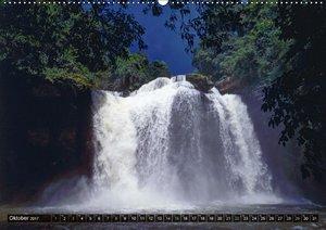 Wasserfälle der Welt 2017 (Wandkalender 2017 DIN A2 quer)