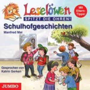 Leselöwen Schulhofgeschichten