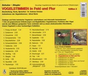 Vogelstimmen In Feld Und Flur