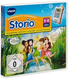 VTech 80-280304 - Lernspiel Tinkerbell (Storio, Storio 2, Storio