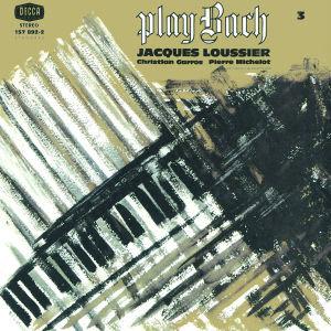 Play Bach ? 3