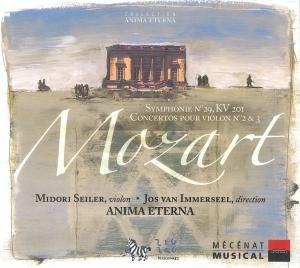 Violinkonzerte 2 & 3/Sinfonie 29