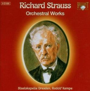 Richard Strauss: Edition,9CD