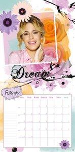 Violetta Broschur - Kalender 2017