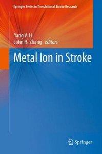 Metal Ion in Stroke