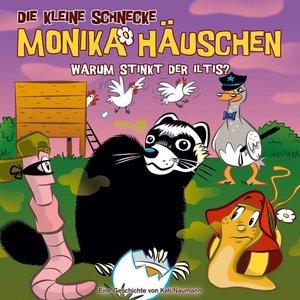 Die kleine Schnecke Monika Häuschen 40: Warum stinkt der Iltis?