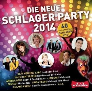 Die neue Schlagerparty,Vol.1/2014