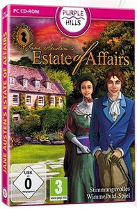 Purple Hills: Jane Austens Estate Of Affairs