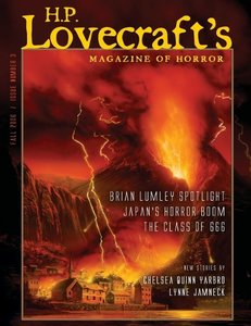 H.P. Lovecraft's Magazine of Horror #3 (Fall 2006)