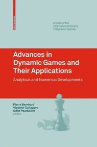 Advances in Dynamic Games and their Applications