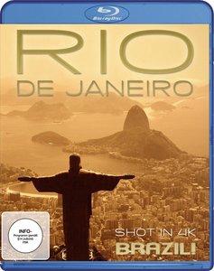 Rio de Janeiro,Brazil! (Blu-r