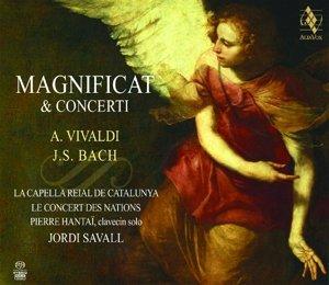 Magnificat & Concert (+Bonus DVD)