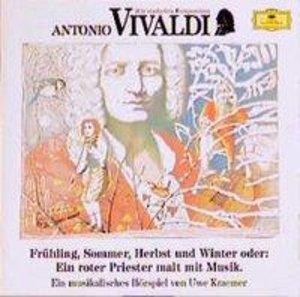 Antonio Vivaldi. Frühling, Sommer, Herbst und Winter. CD