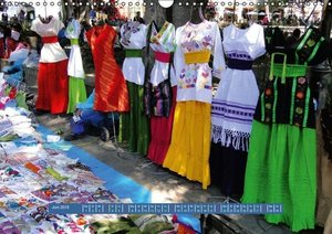 Schiffer, M: Mexiko - Land der Farben/AT-Version (Wandkalend