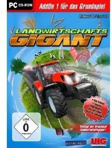 Landwirtschafts Gigant - Add-On 1 für das Grundspiel