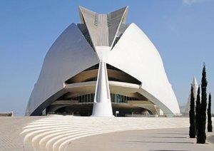 Valencia - Moderne und Tradition (Posterbuch DIN A2 quer)