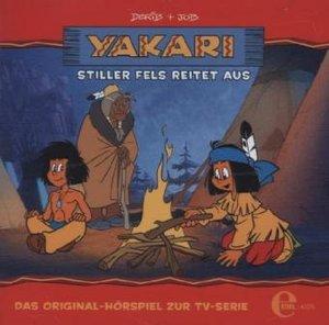 """Yakari 18 """"Stiller Fels reitet aus"""""""
