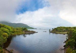 Irland-grüne Insel, Muckross Lake - Killarney (Posterbuch DIN A2