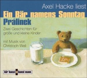 Ein Bär namens Sonntag / Prálinek. CD
