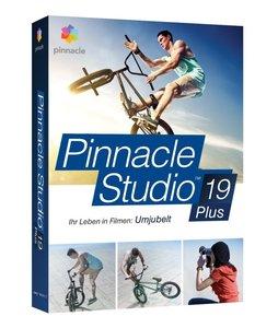 Pinnacle Studio 19 Plus. Für Windows 7/8/10 (64-Bit)