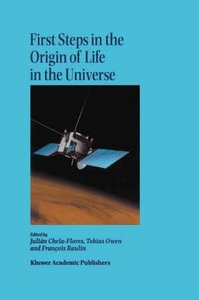 First Steps in the Origin of Life in the Universe