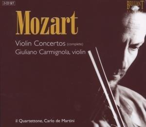 Sämtliche Violinkonzerte (GA)