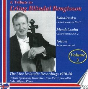 A Tribute to Erling Blöndal Bengtsson,vol.3