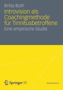 Introvision als Coachingmethode für Tinnitusbetroffene