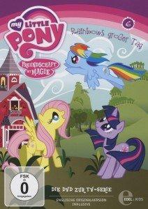 (6)DVD TV-Rainbows Großer Tag