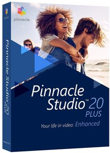 Pinnacle Studio 20 Plus. Für Windows 7/8/10