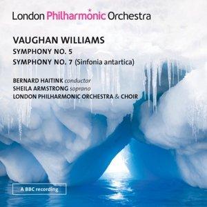 Sinfonie 5 & 7 (Sinfonia antartica)