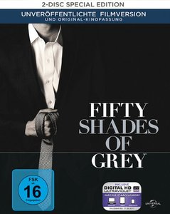 Fifty Shades of Grey-Geheimes Verlange