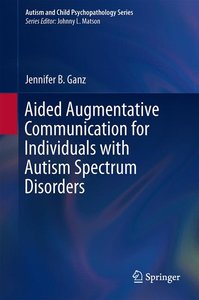 Aided Augmentative Communication for Individuals with Autism Spe