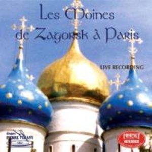 Die Zagorsker Mönche live in Paris