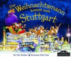 Der Weihnachtsmann kommt nach Stuttgart