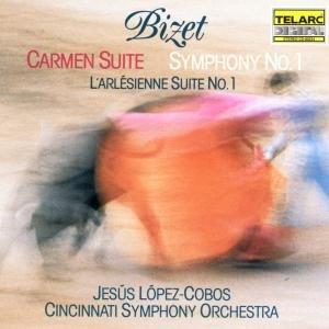 Sinfonie 1/Carmen Suite