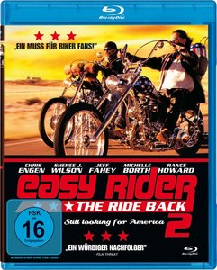 Easy Rider II Blu-ray Disc