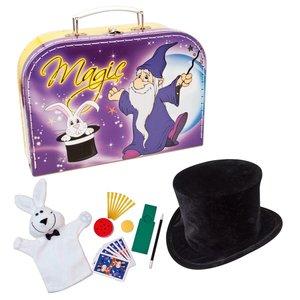Knorrtoys F15414 - Zauberkoffer für Kinder, Magic Set