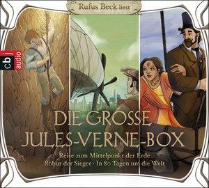 Die große Jules-Verne-Box