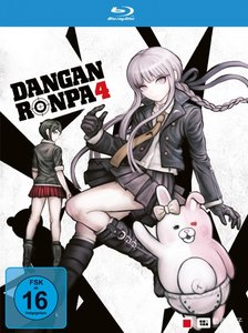 DANGANRONPA-Vol.4 (Blu-ray)