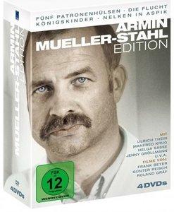 Armin Mueller-Stahl Edition - (4 Filmkunstwerke im Schuber)
